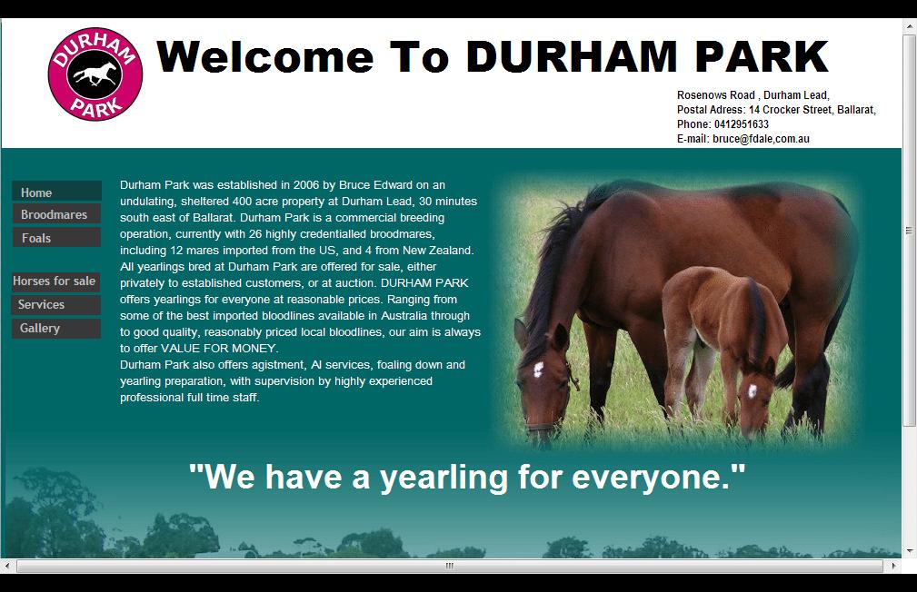 Durham Park