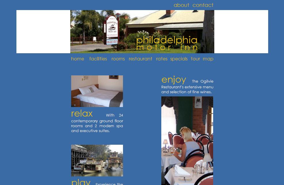 Philadelphia Motor Inn