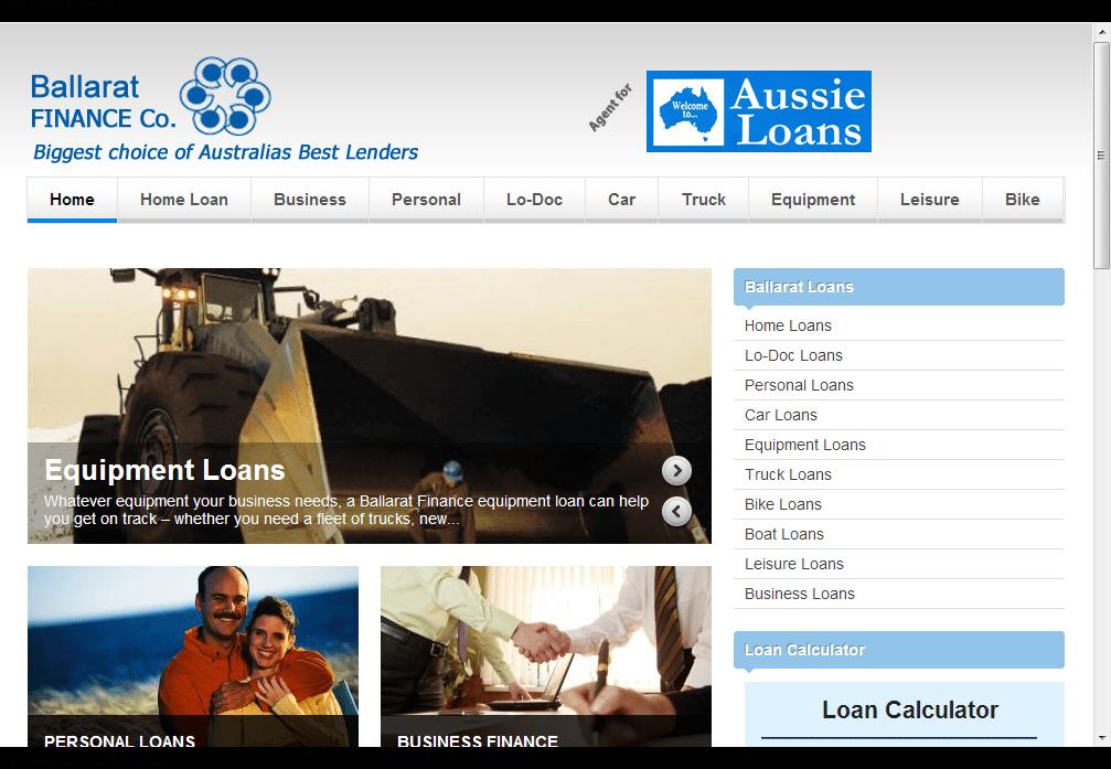Ballarat Finance Company